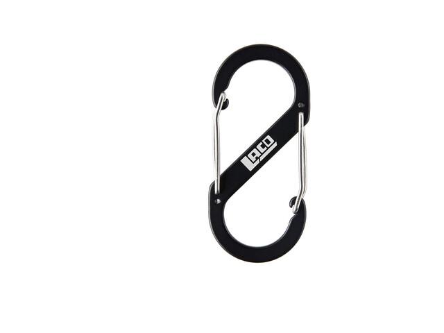 LACD Accessory Biner S Carabiner black